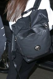 Hailee Steinfeld - Travel Style - LAX Airport 4/3/2017
