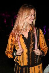 Hailey Clauson - Nylon Midnight Garden Party at Coachella 2017