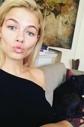 Hailey Clauson Social Media Pics 4/13/2017