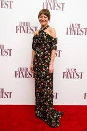 "Helen McCrory - ""Their Finest"" Screening in London 4/12/2017"