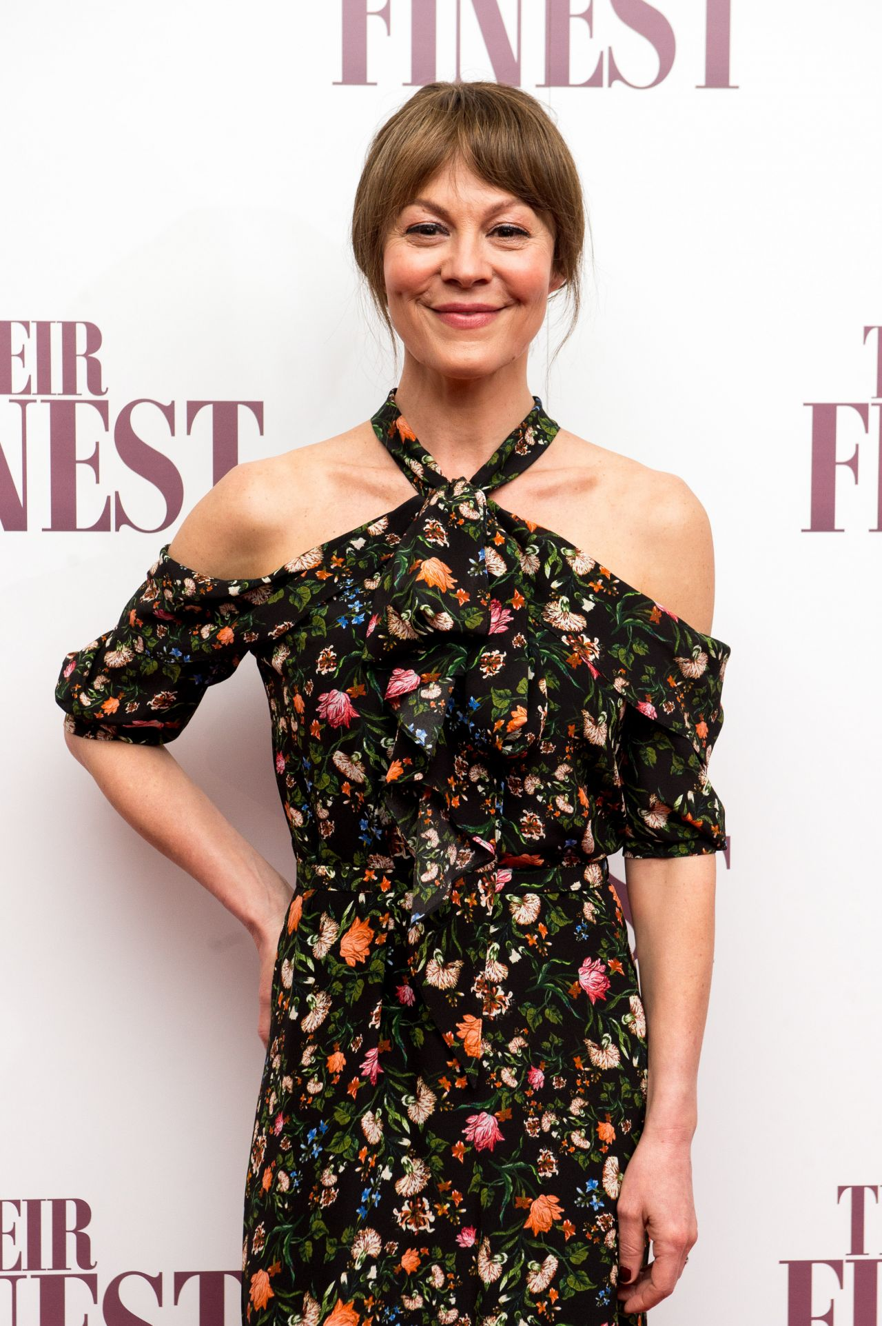 "Helen McCrory - ""Their Finest"" Screening in London 4/12/2017"