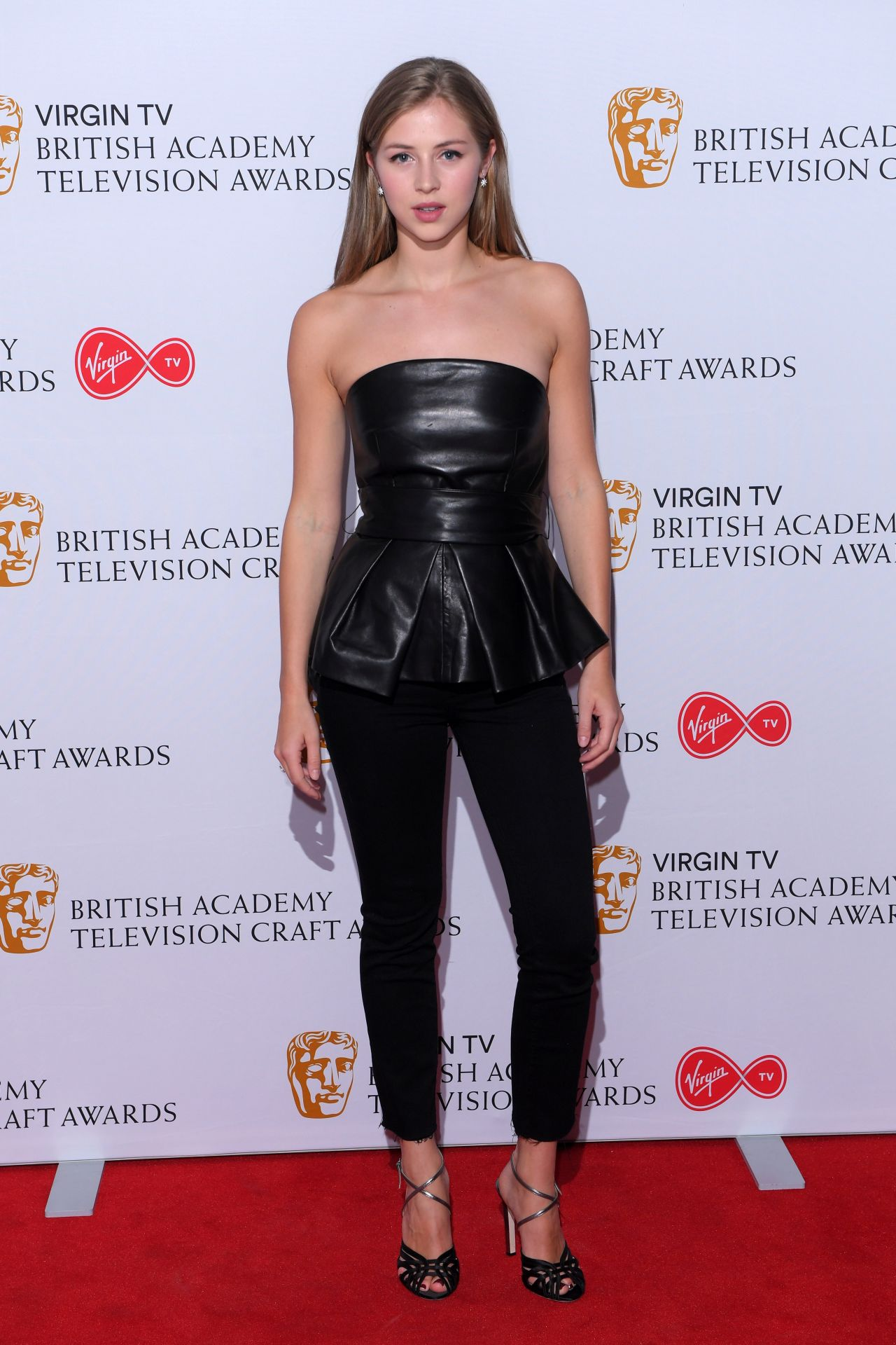 Hermione Corfield British Academy Television And Craft