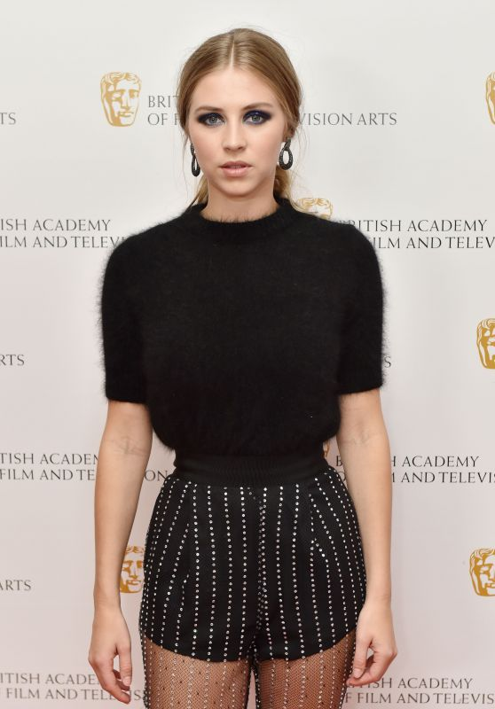 Hermione Corfield – British Academy Television Craft Awards in London 4/23/2017