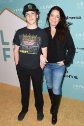 Holly Marie Combs – LA Family Housing Awards in Los Angeles 04/27/2017