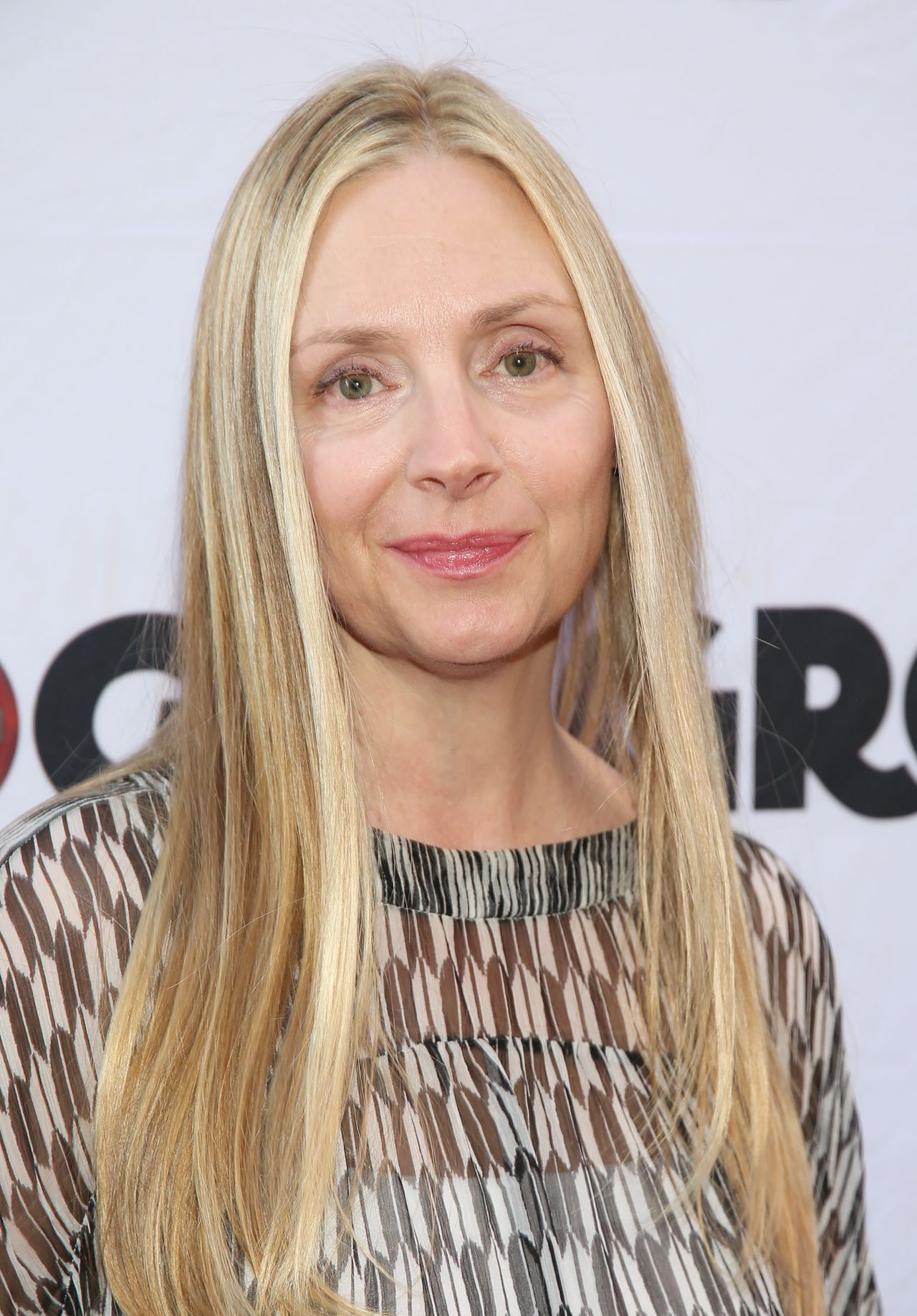 Hope Davis Groundhog Day The Musical In New York 4 17 2017