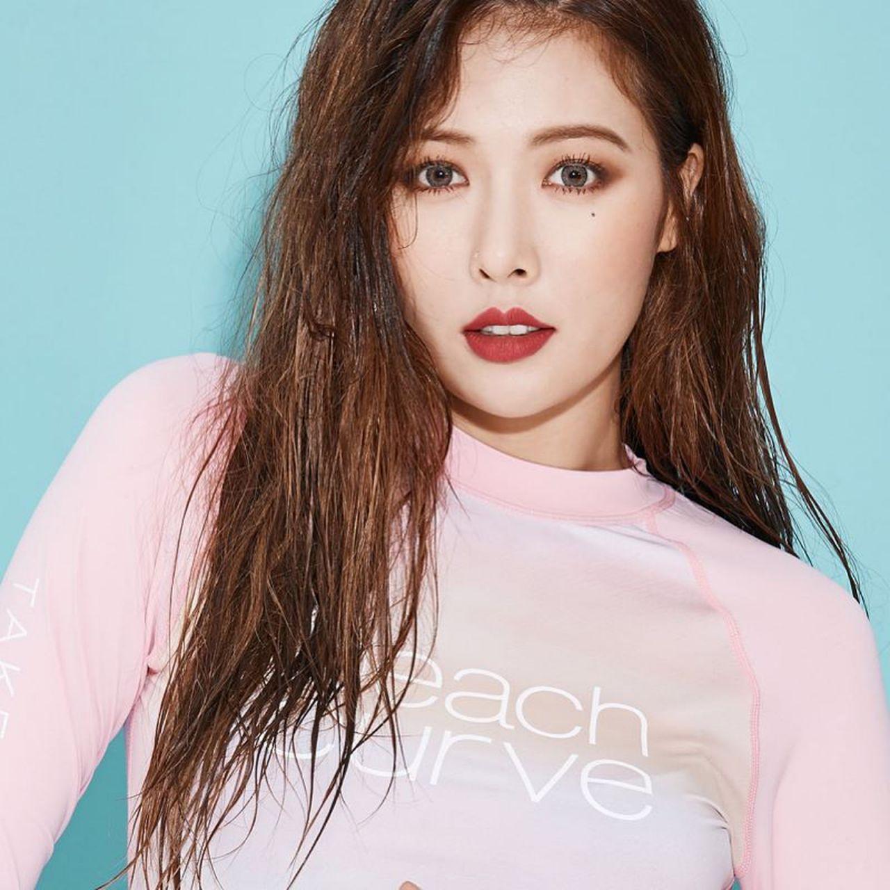 Hyuna - Clriden 2017 PhotosHyuna 2019 Pics
