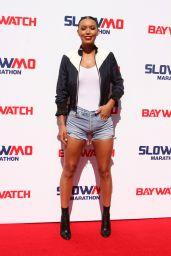 "Ilfenesh Hadera - ""Baywatch"" Cast Host the Slowmo Marathon in LA 2/22/2017"