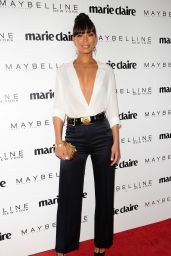 Ilfenesh Hadera – Marie Claire's 'Fresh Faces' Celebration in West Hollywood 4/21/2017