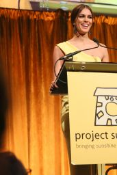 Iris Mittenaere - Project Sunshin Celebration in New York 04/27/2017