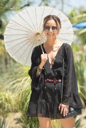 Jamie Chung – Rachel ZOEasis at Coachella in Palm Springs, April 2017