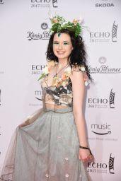 Jamie-Lee Kriewitz at ECHO Music Awards 2017 in Berlin