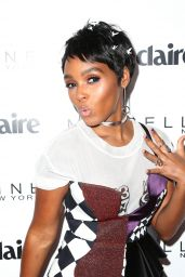 Janelle Monae – Marie Claire's 'Fresh Faces' Celebration in West Hollywood 4/21/2017