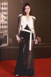 Janice Man on Red Carpet – Hong Kong Film Awards 2017 in Hong Kong