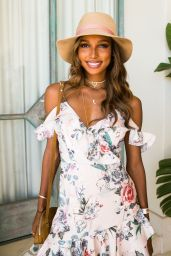 Jasmine Tookes – REVOLVE Festival at Coachella in Palm Springs 4/15/2017