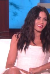 Jenna Dewan Tatum Appeared on Ellen 04/25/2017