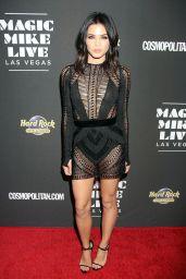 "Jenna Dewan Tatum - ""Magic Mike Live Las Vegas"" Opening Night in Las Vegas 4/21/2017"