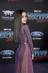Jenna Ortega - Guardians of the Galaxy Vol. 2 Premiere in Los Angeles