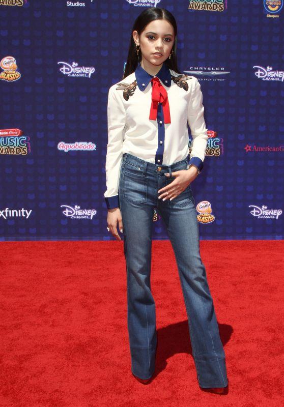 Jenna Ortega on Red Carpet – Radio Disney Music Awards in Los Angeles 04/29/2017