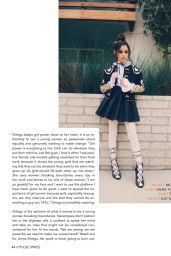 Jenna Ortega - Pulse Spikes Magazine Spring 2017 Issue 2