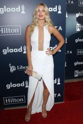 Jennifer Akerman at GLAAD Media Awards 2017 in Los Angeles
