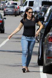 Jennifer Garner Out in Brentwood 4/24/2017