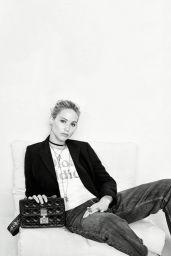 Jennifer Lawrence - Dior Fall/Winter 2017