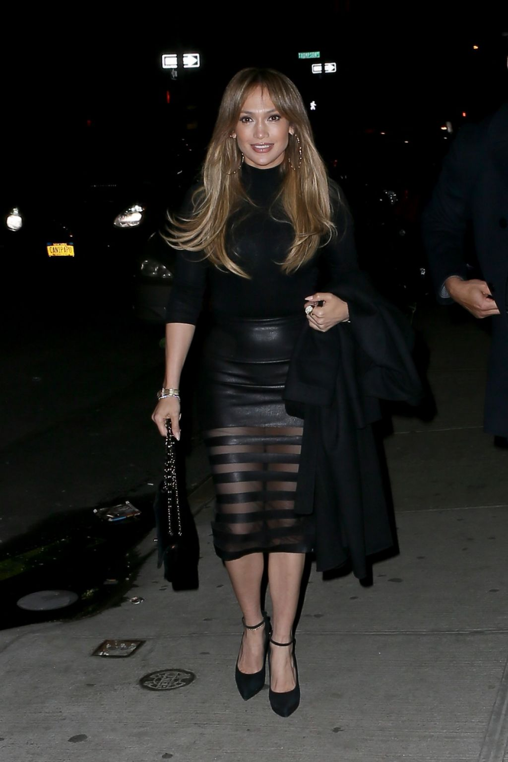 Jennifer Lopez And Alex Rodriguez Night Out In Nyc April 2017