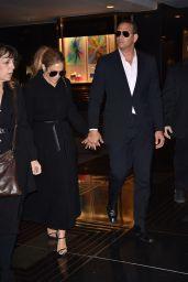 Jennifer Lopez - Arrives at NBC Studios in NYC 04/24/2017
