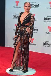 Jennifer Lopez - Billboard Latin Music Awards Miami 04/27/2017
