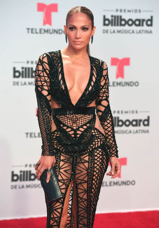 Jennifer Lopez - Billboard Latin Music Awards Miami 04/27/2017