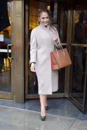 Jennifer Lopez - Out in New York 3/31/2017