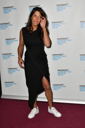 Jenny Powell at Parkinson's UK Presents Symfunny No. 2 in London 4/19/2017