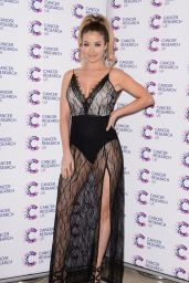 Jess Impiazzi – Jog On To Cancer Charity Event in London 4/12/2017