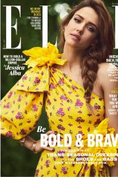 Jessica Alba - Elle Magazine Australia May 2017 Issue