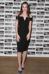 """Jessica Arterton - """"We Still Steal The Old Way"""" Special Film Screening in London 4/12/2017"""