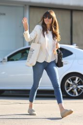Jessica Biel - Out in Los Angeles 4/11/2017