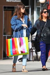 Jessica Biel - Shopping in Soho, New York 4/17/2017