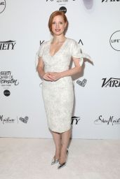 Jessica Chastain - Variety