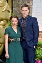Jessica Ellerby – British Academy Television Craft Awards in London 4/23/2017