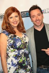 Jessica Gardner – Hollywood Comedy Shorts Film Festival in LA 4/15/2017