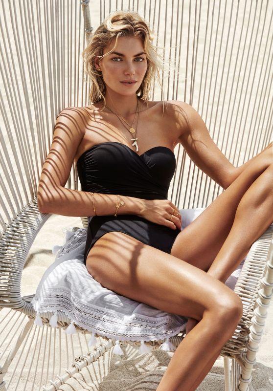 Jessica Hart - Seafolly Bikini Photoshoot 2017