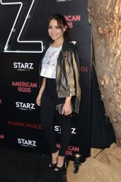"Jessica Parker Kennedy – ""American Gods"" Premiere in Los Angeles 4/20/2017"