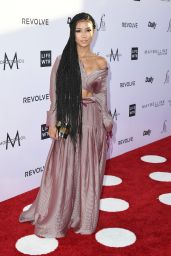Jhene Aiko at Daily Front Row's Fashion Los Angeles Awards 2017