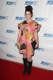 Jillian Rose Reed – JDRF LA Chapter's Imagine Gala in Beverly Hills 4/22/2017