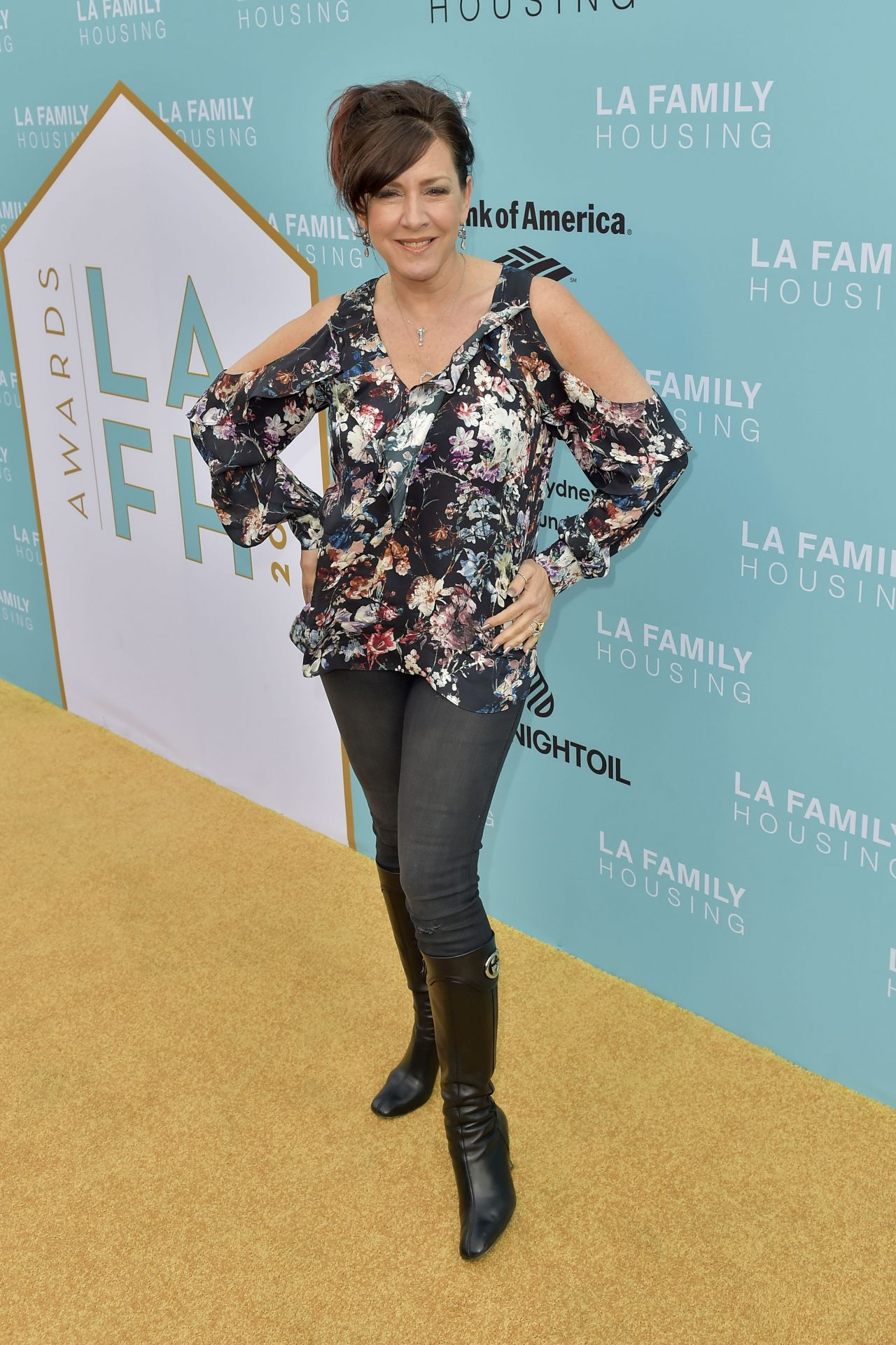Joely Fisher - LA Family Housing Awards 04/27/2017