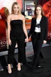 "Joey and Hunter King - ""Unforgettable"" Premiere in LA 4/18/2017"