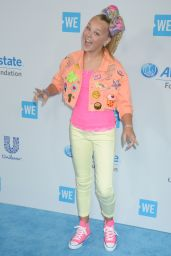 Jojo Siwa at WE Day California in Los Angeles 04/27/2017