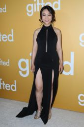 "Jona Xiao at ""Gifted"" Premiere in Los Anegeles 4/4/2017"