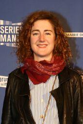 Josephine de Meaux – Series Mania Festival Opening Night in Paris 4/13/2017