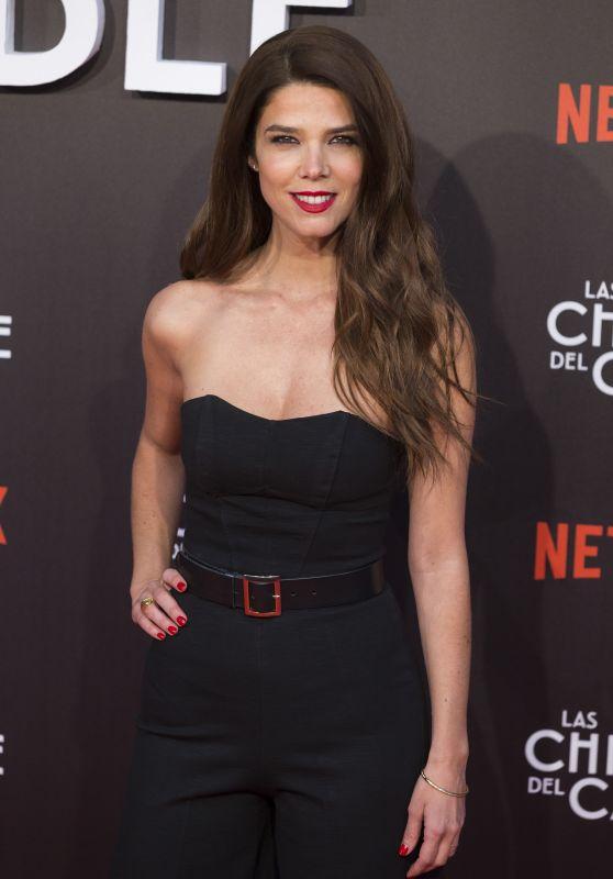 "Juana Acosta at ""Las Chicas Del Cable"" Movie Premiere in Madrid 04/27/2017"